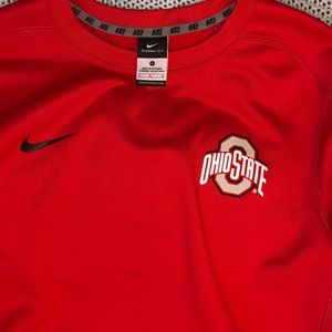 Nike Therma Fit Ohio State Pullover